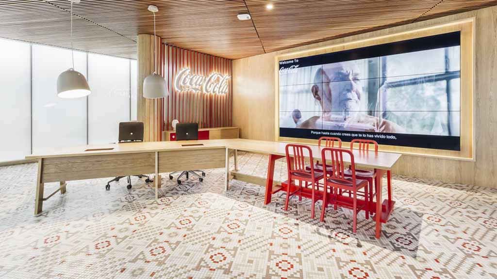 Sede de Coca-Cola España