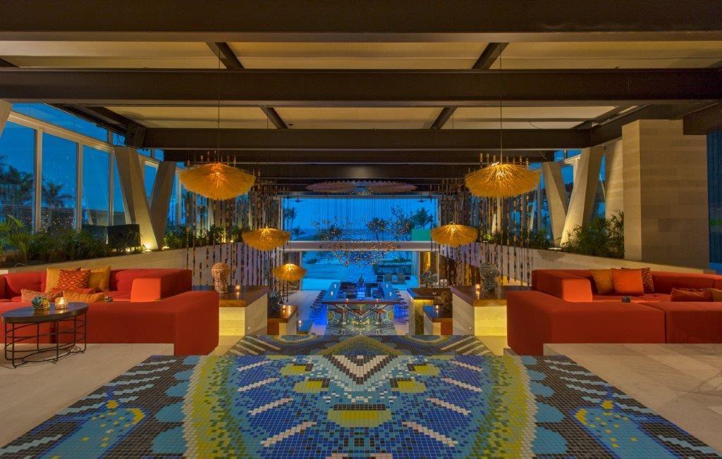 Nuevo Catálogo de Decoración Hisbalit. Hotel W Punta de Mita