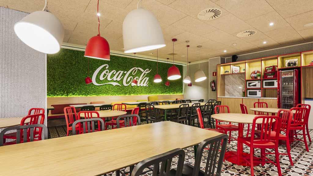 Oficinas de Coca-Cola