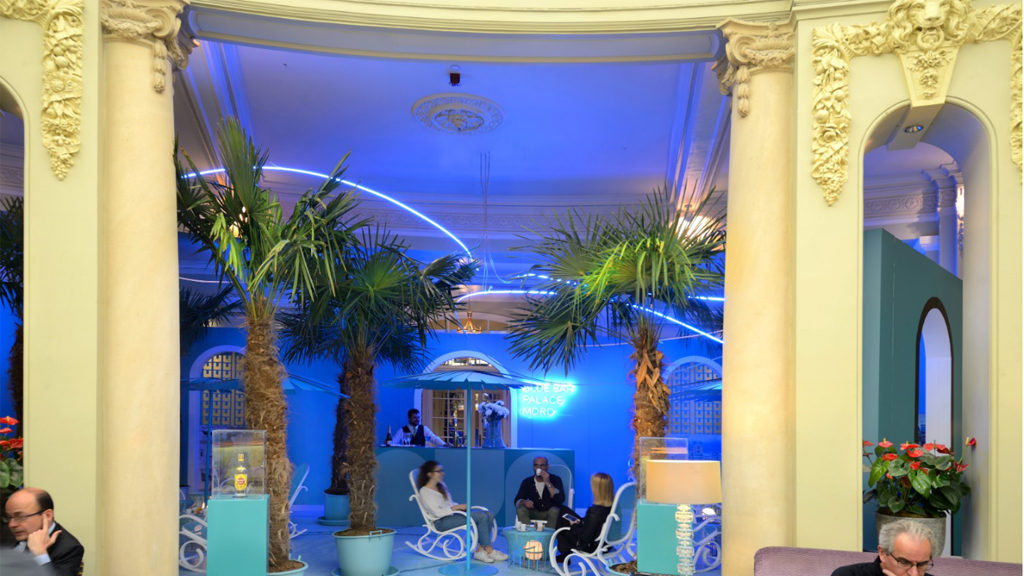 Blue Bar Palace