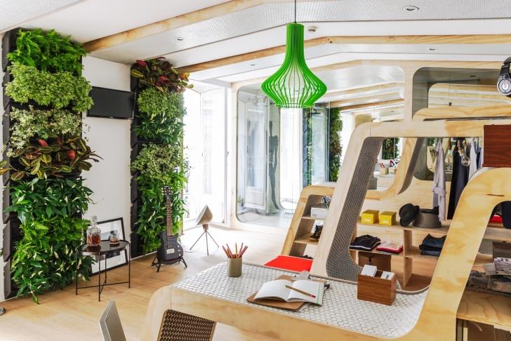 Espacio Hisbalit (Modulor) Casa Decor 2014. Zooco Estudio. Orlando Gutiérrez