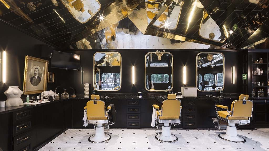 Barbería Royal | Row Studio