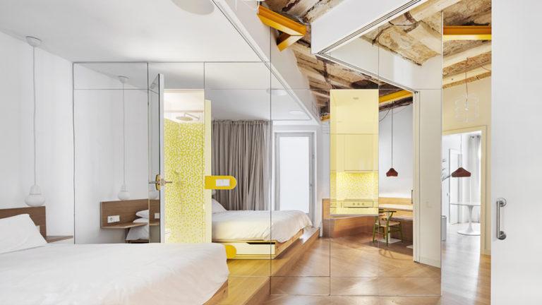 Project: Miel Arquitectos & Studio P10 | Photos: José Hevia